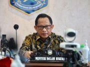 Bekali Pasangan Bupati/Wali Kota, Mendagri Ingatkan 5 Prioritas Pembangunan 2019-2024