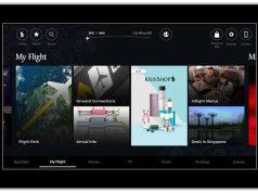 Singapore Airlines Dan Krisshop Meluncurkan Pengalaman E-Shopping Dalam Penerbangan Yang Pertama Di Dunia