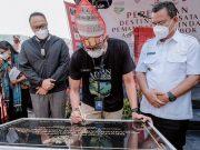 Menparekraf Resmikan Destinasi Wisata Adian Nalambok di Sumut