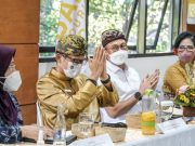 Menparekraf Harapkan Partisipasi Aktif Bali Tourism Board dalam Reaktivasi Pariwisata Bali