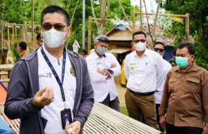 Kemenparekraf Tinjau Potensi dan Rencana Pengembangan Desa Wisata Sani-Sani