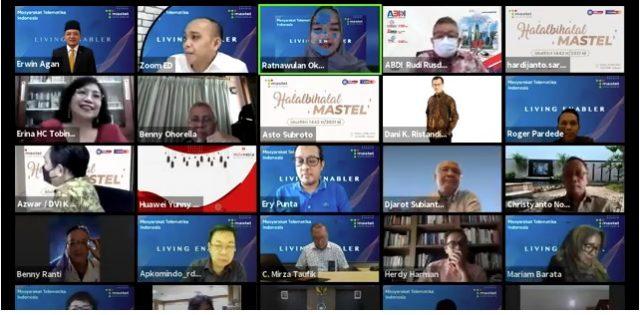 Percepat Transformasi Digital Nasional Tepat Guna, Pemerintah Ajak Kolaborasi Mastel