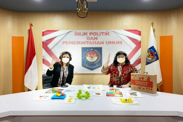 Kemendagri Gelar Podcast Bahas Pancasila dalam Tindakan Bersatu untuk Indonesia Tangguh
