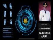 Gubernur Enembe Luncurkan Tiga Buku, Berharap Menginspirasi Calon Pemimpin Di Masa Depan