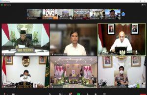 Sekjen Kemendagri Minta Provinsi DI Yogyakarta Percepat Realisasi APBD Untuk Tangani Pandemi