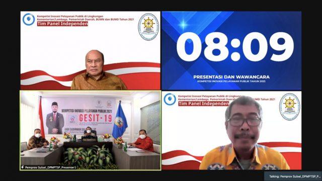 Gebrakan Layanan Publik dari Sulawesi Selatan