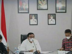 Evaluasi Vaksinasi dan Pelajaran Tatap Muka, TGUPP Harap Wakil Kaltara di Pusat Perjuangkan Vaksin Tambahan