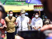 Minta Masyarakat Wajib Pakai Masker, Edy Rahmayadi: Tanah Karo Jangan Sampai Banyak Terpapar Covid-19