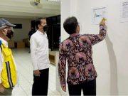 Antisipasi Tambahan Kebutuhan RS, Presiden Pastikan Kesiapan Asrama Haji Pondok Gede