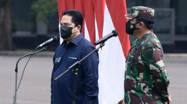 Menteri BUMN Pastikan Ketersediaan Obat di Apotek Tetap Terpenuhi