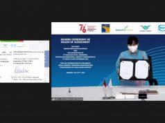 Bp Batam Dan Konsorsium Angkasa Pura Airports - Iiac - Wika Tandatangani Perjanjian Awal (Hoa) Kerja Sama Pengelolaan Bandara Batam