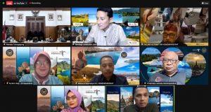 Kemenparekraf dan Pemkab Tulungagung Kolaborasi Kembangkan Potensi Parekraf