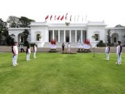 Presiden Lepas Kontingen Indonesia ke Olimpiade Tokyo