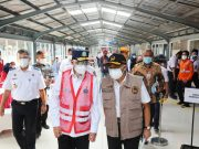 Menko PMK Minta Vaksinasi di Stasiun Kereta Makin Intensif