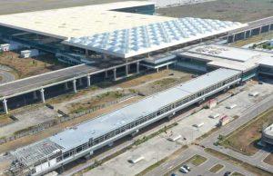 Progress Pembangunan Stasiun KA Bandara YIA Capai 41 Persen