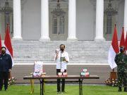 Presiden Luncurkan Pembagian Obat Isoman Gratis untuk Rakyat