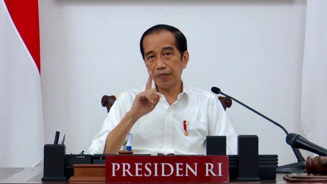 Presiden: Aparat Harus Tegas dan Santun