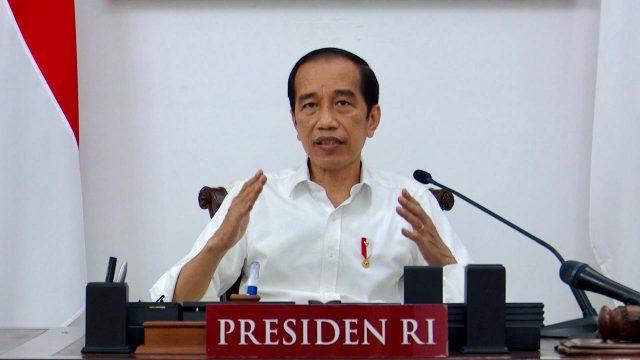 Presiden Minta Kepala Daerah Siapkan Tempat Isolasi dan Rumah Sakit Cadangan di Daerah