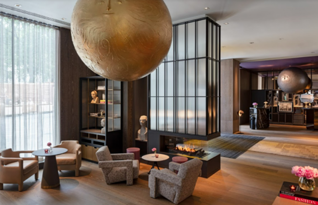 Hotel baru paling menarik di London, The Londoner, akan debut September 2021.
