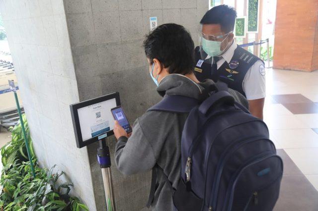 Bandara I Gusti Ngurah Rai Bali Jadi Bandara Pilot Project Implementasi Integrasi Dokumen Kesehatan Syarat Perjalanan Udara Dalam Aplikasi Pedulilindungi