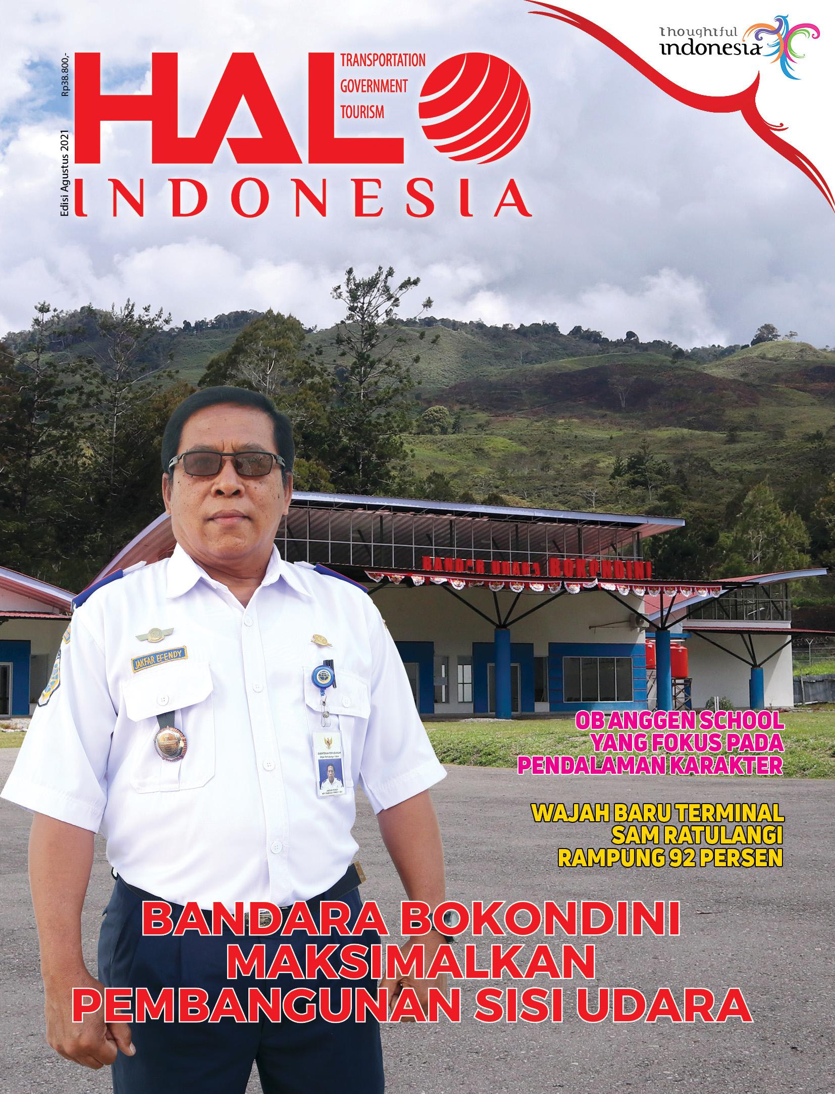 Halo Indonesia Edisi Agustus