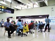 Vaksinasi COVID-19 Calon Penumpang Pesawat di Bandara AP II Tembus di Atas 100.000 Orang!