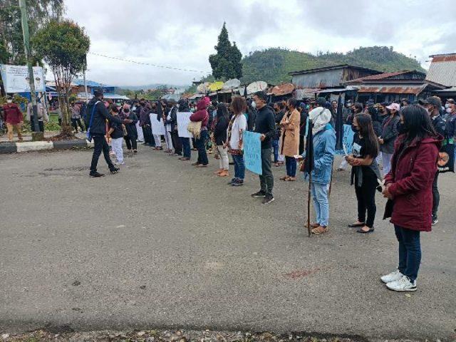 Cerita Tenaga Kesehatan Korban Penyerangan KKB di Kiwirok: Dilempar ke Jurang