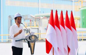 Presiden: Industri Baja Pilar Penting Pertumbuhan Ekonomi