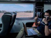 Visitasi Desa Wisata, Menparekraf Sandiaga Uno Naik Kereta Istimewa dari KAI Wisata