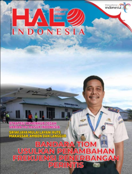 HALO Indonesia Edisi September 2021
