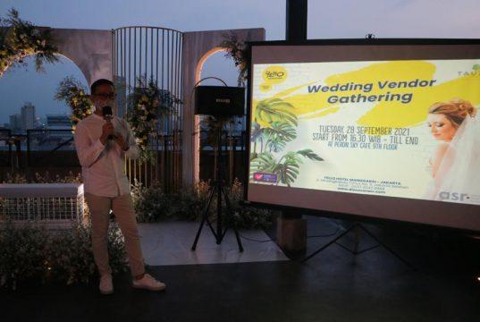 Vendor Wedding Gathering di PERON Skycafe, YELLO Hotel Manggarai Hadirkan Konsep Wedding di Rooftop