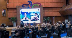 ASN di Lingkungan Kemenparekraf Diharapkan Selalu Optimis Bangkit dari Pandemi