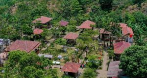 Kampung Rigis Jaya Jadi Desa Wisata Andalan di Lampung Barat