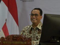 Hari Maritim Nasional Tahun 2021,Menhub : Mari Bangun Bersama Kekuatan Maritim Indonesia