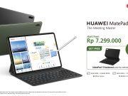 HUAWEI MatePad 11 Segera Tersedia dengan Warna Baru dan Kapasitas Lebih Besar