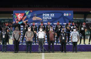 Menpora Amali Harap PON XX Jadi Contoh Penyelenggaran Olahraga Berskala Besar di Tengah Pandemi