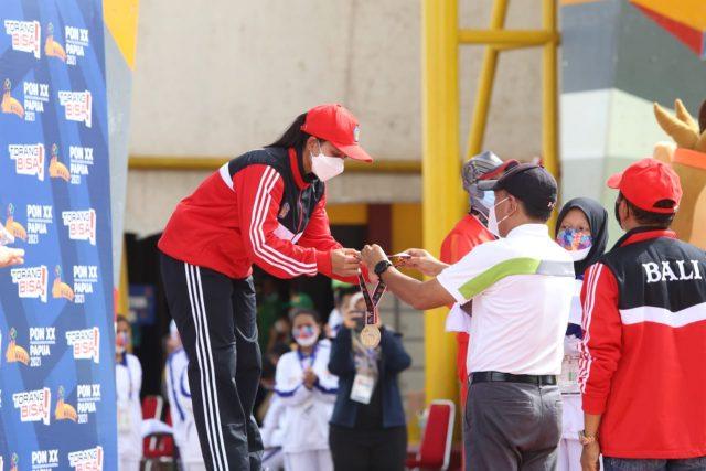Menpora Senang Cabor Panjat Tebing Dijadikan Persiapan Menuju Olimpiade Paris 2024