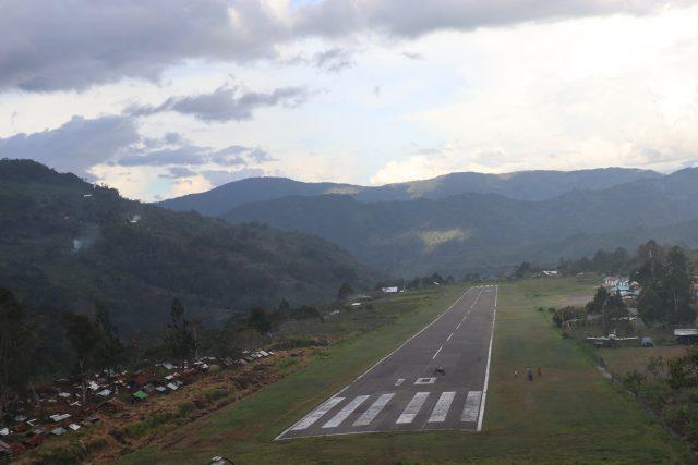 Bandara Bokondini Maksimalkan Pembangunan Sisi Udara