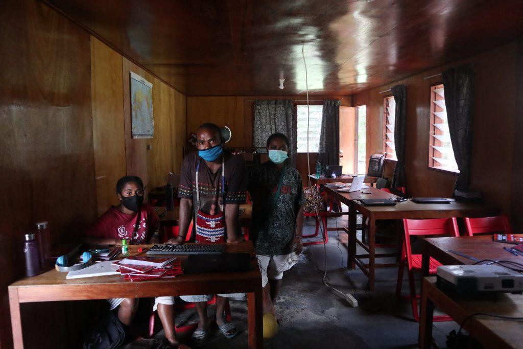 Ob Anggen School yang Fokus pada Pendalaman Karakter