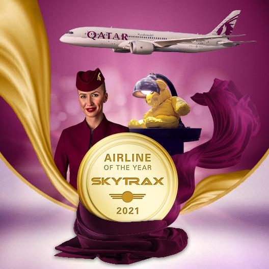 Qatar Airways Kembali Menyandang Predikat