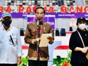 Presiden: Rawat dan Manfaatkan Venue PON dengan Baik