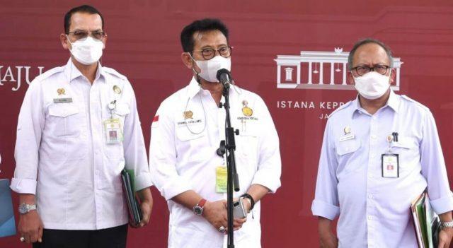 Presiden Minta Mentan Tingkatkan Produktivitas Jagung Nasional
