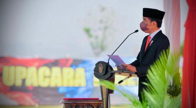 Presiden Tegaskan Komponen Cadangan Hanya untuk Kepentingan Negara