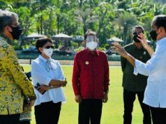 Tinjau Tempat KTT G20 di Bali, Presiden Ingin Pastikan Indonesia Tampilkan yang Terbaik