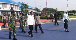Ke Jawa Timur, Presiden Groundbreaking Pabrik Smelter
