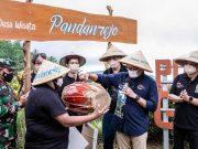 Menparekraf Dorong Penggunaan Konten Digital Desa Wisata Pandanrejo untuk Perkuat Promosi