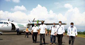 Di Tengah Pandemi, Bandara Jenderal Besar Soedirman Tetap Jaga Konektivitas Penerbangan