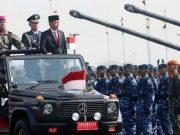 Tinjau Pameran Alutsista TNI, Presiden: Bentuk Transparansi kepada Publik