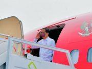 Presiden Joko Widodo Bertolak ke Papua untuk Kunjungan Kerja
