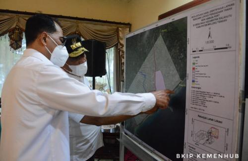 Menhub Sampaikan Progres Pembangunan Pelabuhan Ambon Baru Sebagai Pusat Kegiatan Perikanan